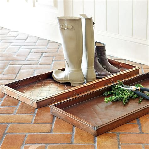 entryway boot trays mudroom boot tray boot