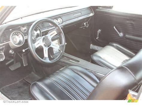 1967 Mercury Interior by Black Interior 1967 Mercury Hardtop Coupe Photo
