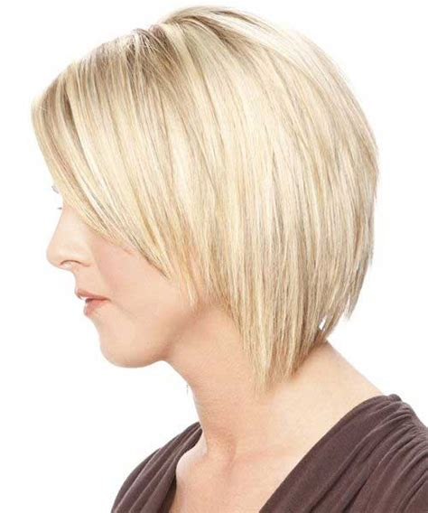 2013 inverted bob hairstyle hairstyles weekly inverted hairstyles thick hair back views short