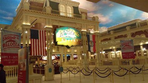 hotel lobby view picture of ameristar casino hotel