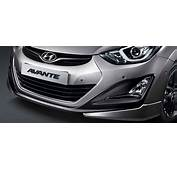 2014 Hyundai Elantra Avante Sedan Tuix Edition South Korea