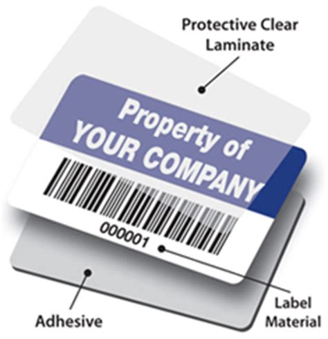 printable asset labels asset tags stickers printing online thestickerprinting