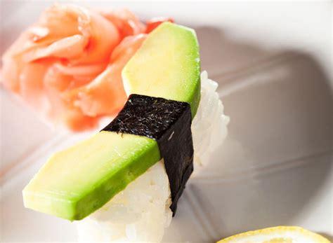 vegetables used in sushi vegetarian vegan sushi options non fish vegetable