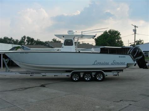 boat sold prices sold 2005 gravois 34 cc the hull truth boating