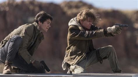 maze runner zombie film maze runner the death cure 2018 review and rating