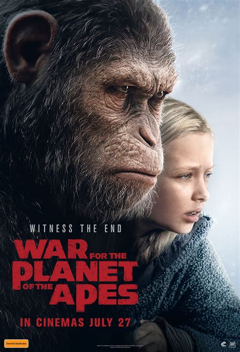Watch Hacksaw Ridge Online Hd war for the planet of the apes movie poster image salty