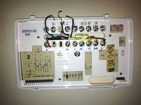 5 amazing honeywell thermostat wiring diagrams