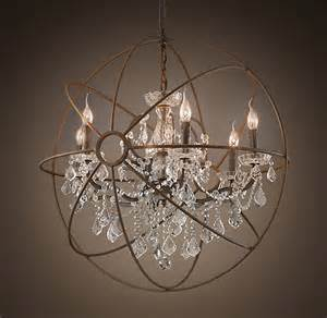 how to hardwire a chandelier rustic iron orb chandelier archives