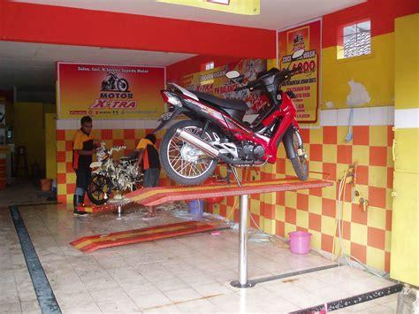 Bisnis Steam Cuci Motor analisa usaha cuci sepeda motor haris istanto