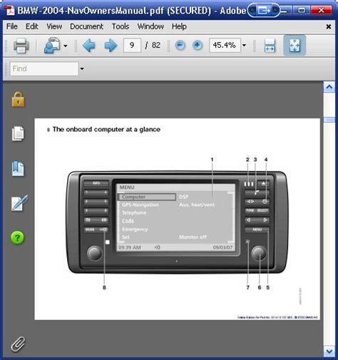 bmw 2004 navigation