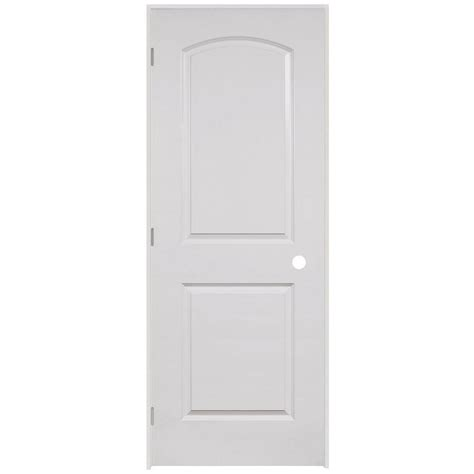 2 panel interior doors home depot steves sons 32 in x 80 in 2 panel round top smooth