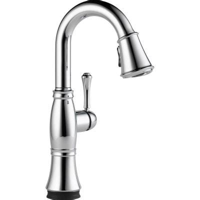 delta faucet 9197t cassidy touch single handle pull down delta cassidy touch single handle pull down sprayer bar