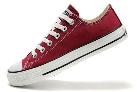 All Converse Low Maroon converse chuck all maroon low top canvas shoes