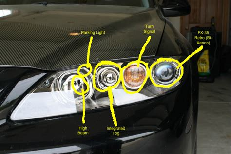2008 mazda 6 headlight wiring diagram 2008 mazda hid