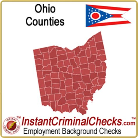 Ohio Criminal Background Check Ohio County Criminal Background Checks And Oh Court