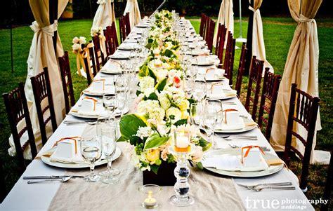 Dekoideen Tisch Hochzeit by Five Wedding Tabletop Theme Style Tips 2013 Wedding Trends