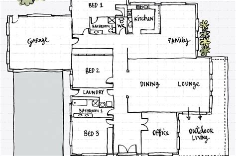 Draw A Floor Plan what is a floor plan and can you build a house with it