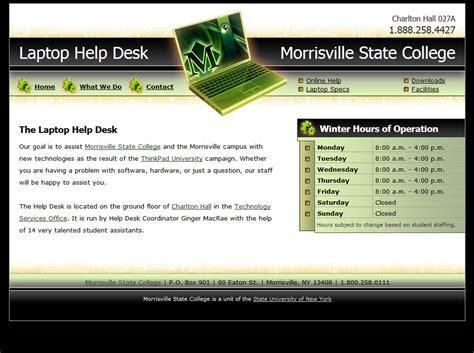 Site Help Desk help desk website design morrisville nathan