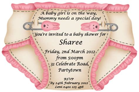 Baby Shower Invite Ideas by Baby Shower Invitation Wording Ideas Free Printable Baby