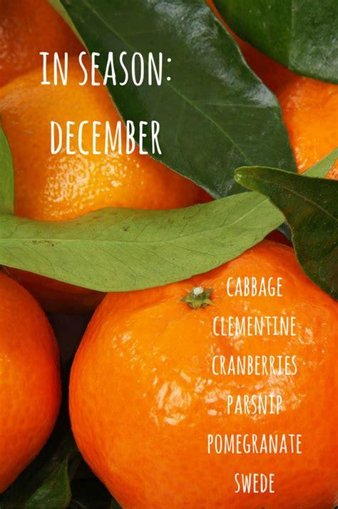 fruit in season december in season now december growing family