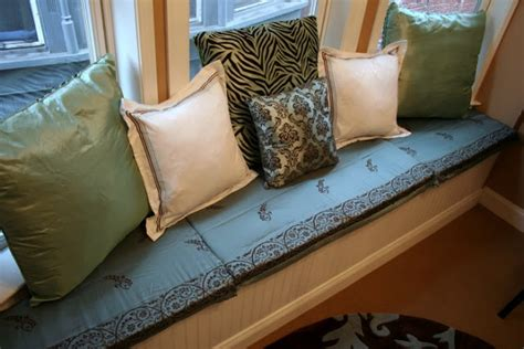 no sew bench cushion be different act normal no sew window seat cushion
