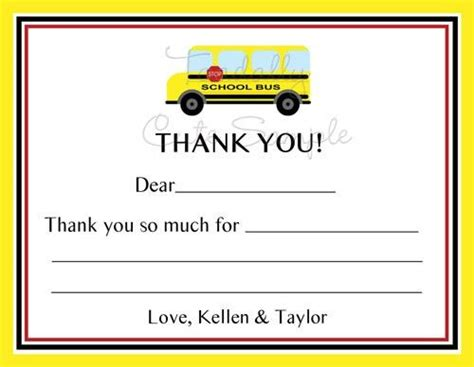 driver thank you card template 51 best images about birthday on