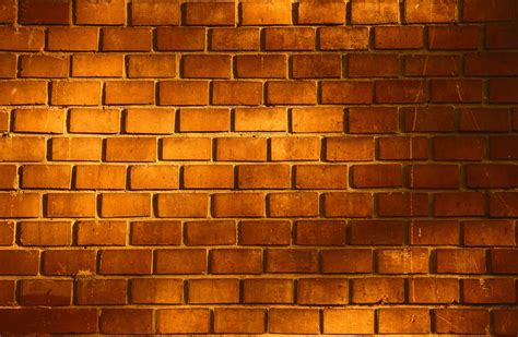 dark brick wall yellow brown dark brick wall texture photohdx