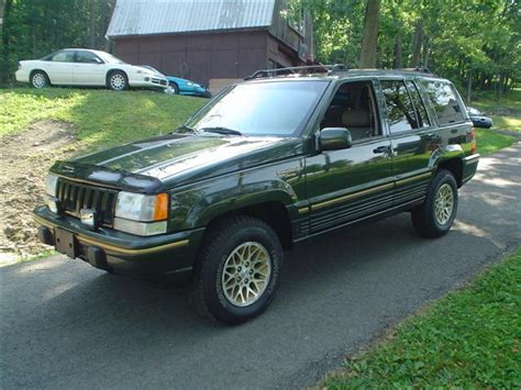 jeep grand limited 1995 1995 jeep grand limited