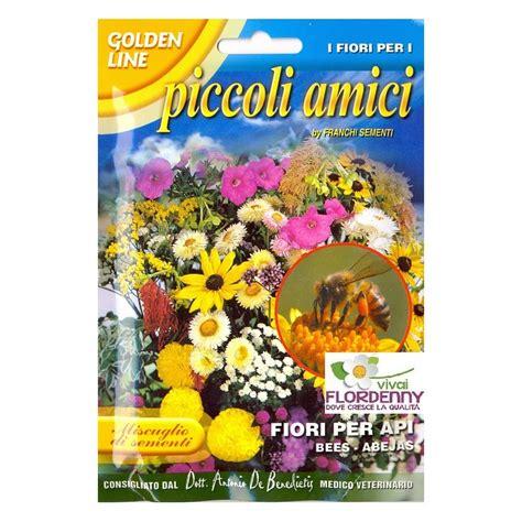 semi per fiori franchi sementi di fiori per api orto giardino semi