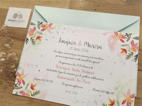 tarjetas de matrimonio 2017 161 35 ideas para inspirarte invitaciones de boda 2017 161 toma nota e invita con mucho estilo image 6 tarjetas para