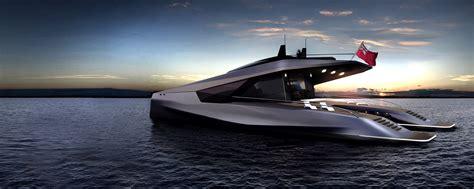 peugeot design lab yacht 115 jfa and peugeot design lab yacht concept aft view
