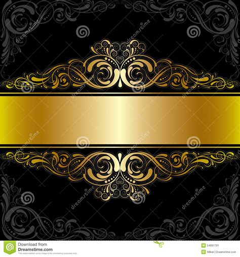 black and design gold and black background design hd www pixshark images galleries with a bite