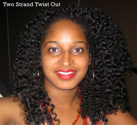 name of hair twist natural hair twist out style vibes
