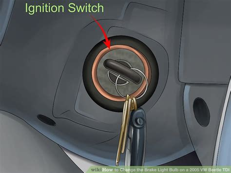how to change a brake light how to change the brake light bulb on a 2005 vw beetle tdi