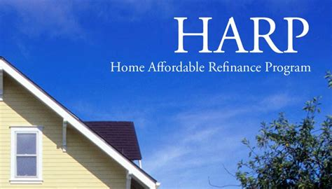extension of harp and h refinance program extended