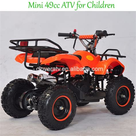 Motor Atv 50cc professional motor 50cc mini atv with electric