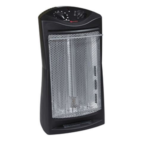 ecohouzng 5200 btu fan tower electric space heater shop electric space heaters at lowes com
