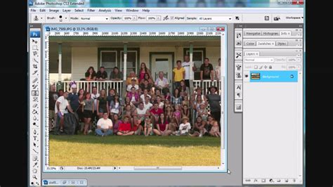 adobe photoshop tutorial using clone st tool adobe photoshop tutorial adding a person to a photo
