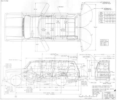 Chevy Suburban Interior Dimensions by Suburban 2 2