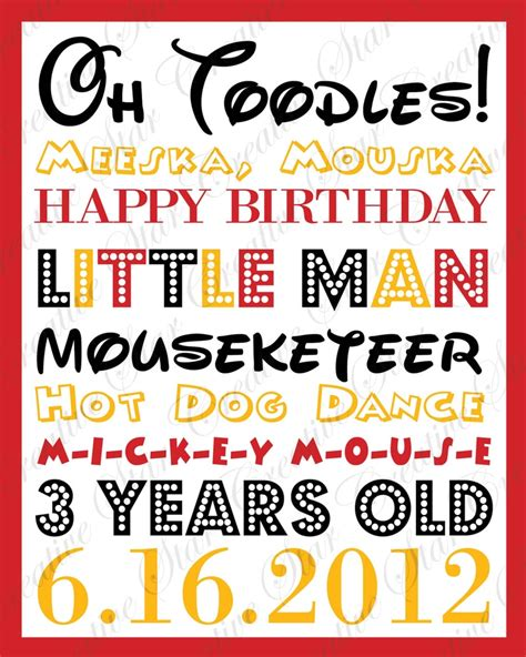 mickey mouse birthday party sign mickey mouse birthday party signs disney clubhouse diy