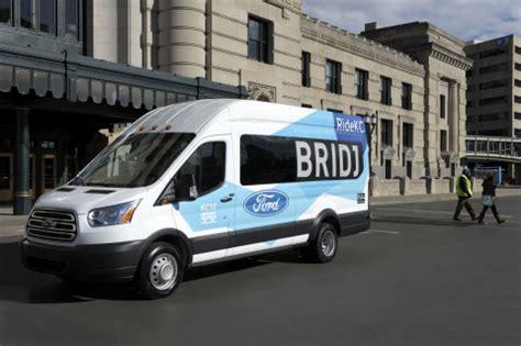 bridj kansas city area transportation authority launch pilot program to extend mobility