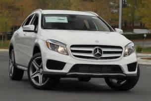 Mercedes 2015 Suv 2015 Mercedes Gla Class Suv Difference Futucars