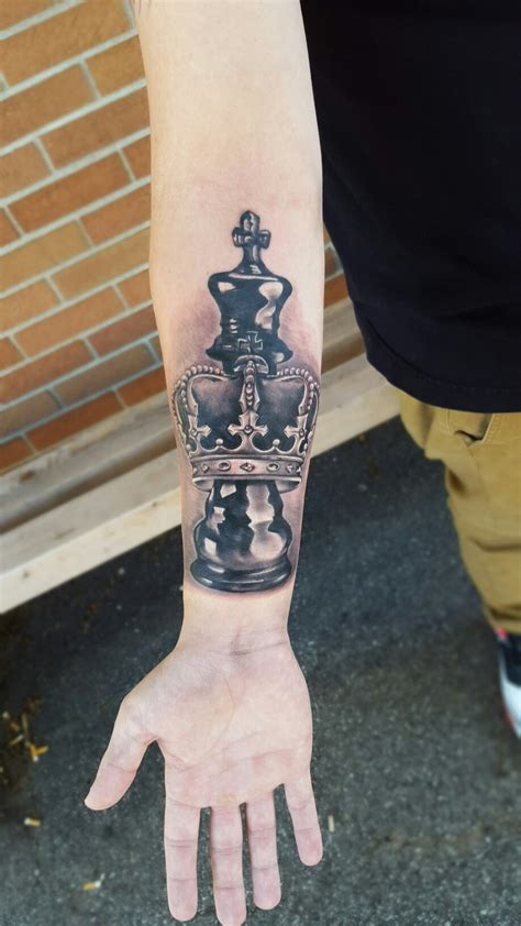 chess pieces tattoo designs crown chess s chess pieces