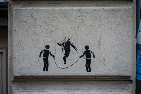 stencil graffiti street graphics stencils paste ups in bonn mai 2016 urbanpresents