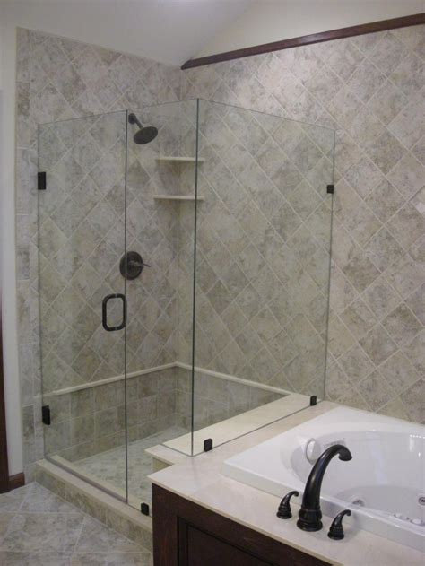 bathroom designs with shower and tub shower design ideas for advanced relaxing space traba homes