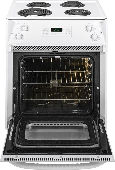 28 inch cooktop jm250dfww ge 27 quot drop in electric range white
