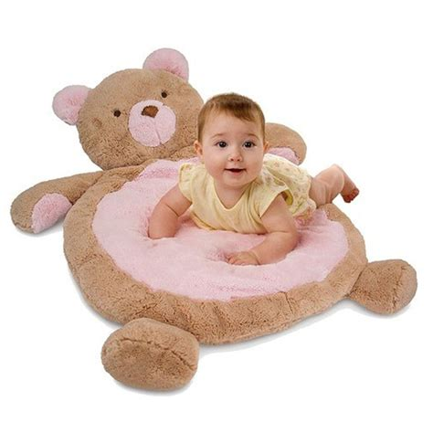 Plush Baby Mat by Baby Play Mat Climb Pad Animal Rabbit