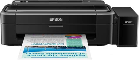 Printer Epson I310 printer epson l310 ink tank system bengkel print indonesia