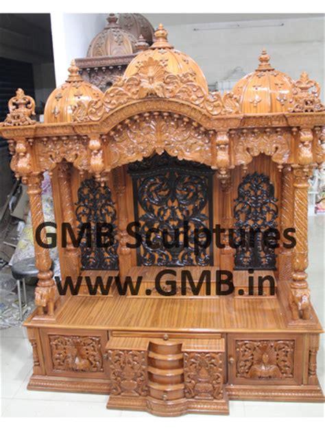 wooden pooja mandap hindu pooja mandap indian pooja