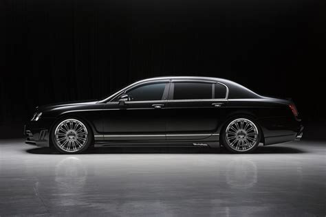 bentley continental flying spur black wald releases new luxury kit for the bentley continental